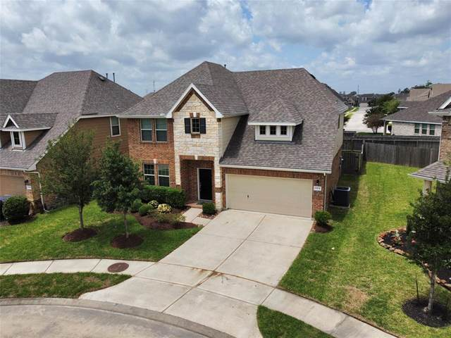 15131 Glazed Branch Drive, Humble, TX 77346 (MLS #73880277) :: The Bly Team