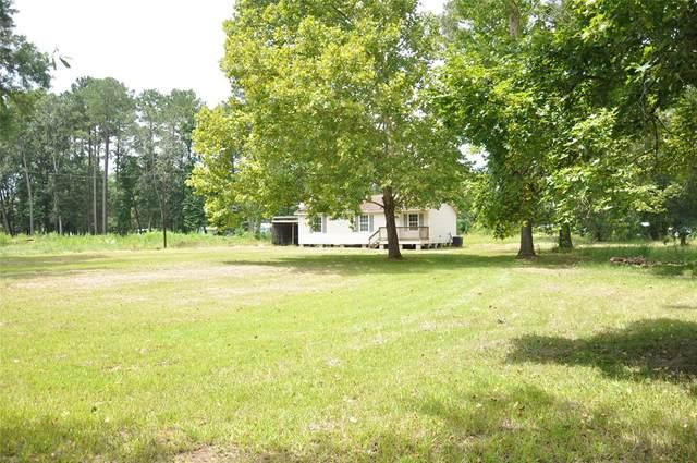 78 County Road 2323, Dayton, TX 77535 (MLS #73881918) :: Texas Home Shop Realty