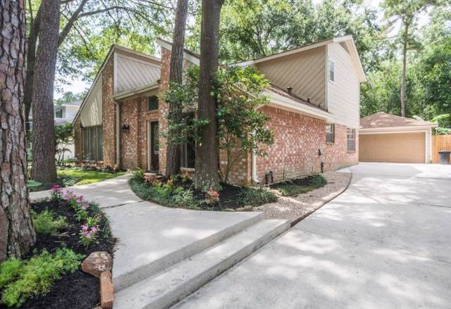2031 Willow Point Drive, Kingwood, TX 77339 (MLS #73882605) :: The Heyl Group at Keller Williams