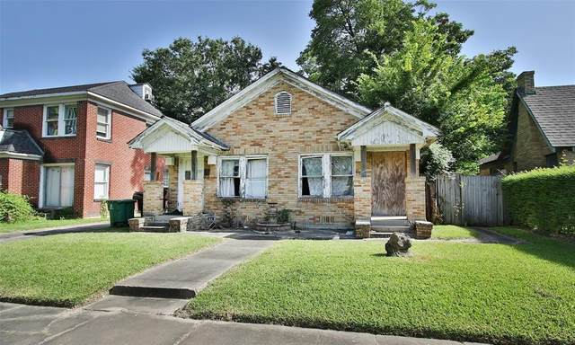 4205 Clay Street, Houston, TX 77023 (MLS #73885680) :: Michele Harmon Team