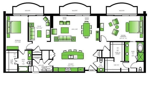 1400 Mckinney Street #3703, Houston, TX 77010 (MLS #73887195) :: Giorgi Real Estate Group