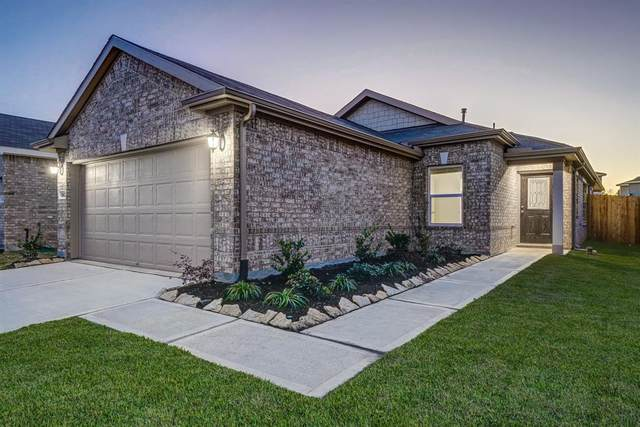 15623 Pennfield Point Court, Houston, TX 77044 (MLS #73891074) :: The Bly Team