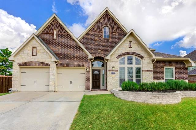2105 Sorrell Ridge Court, Pearland, TX 77584 (MLS #73893855) :: Christy Buck Team