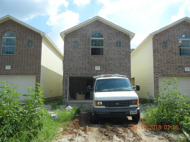 620 E 39th, Houston, TX 77022 (MLS #73901539) :: Texas Home Shop Realty