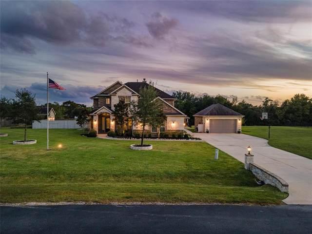 315 Lago Circle N, Santa Fe, TX 77517 (MLS #73902752) :: Giorgi Real Estate Group