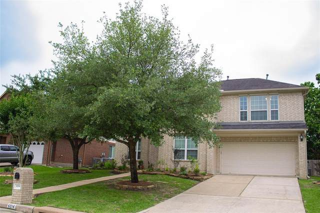 6214 Cash Oaks Drive, Spring, TX 77379 (MLS #73916086) :: The SOLD by George Team