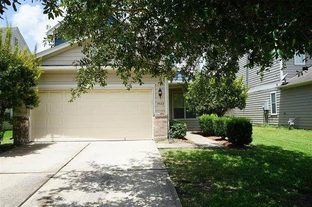 3022 Feather Green Trail, Fresno, TX 77545 (MLS #7392409) :: The SOLD by George Team