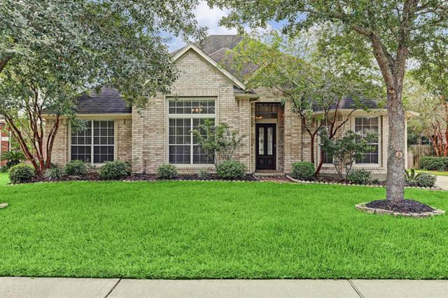 9406 Sundance Drive, Pearland, TX 77584 (MLS #73927170) :: Caskey Realty