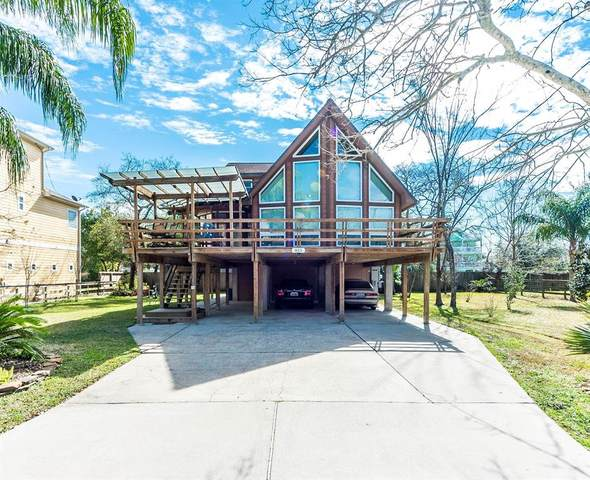 815 Ivy Road, Clear Lake Shores, TX 77565 (MLS #73928223) :: Christy Buck Team