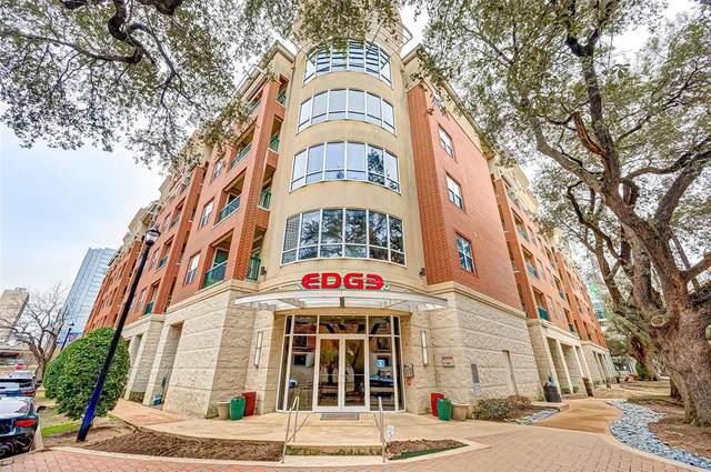 300 St Joseph Parkway #303, Houston, TX 77002 (MLS #73932403) :: The Parodi Team at Realty Associates