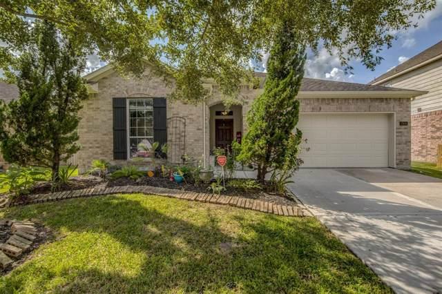2904 Ashbrook Lane, Pearland, TX 77584 (MLS #73935613) :: CORE Realty