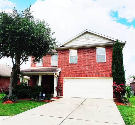 11135 Mooring Ridge Lane, Houston, TX 77075 (MLS #73950058) :: Giorgi Real Estate Group