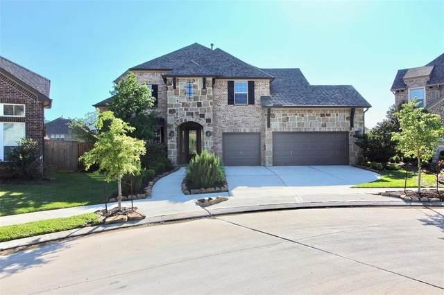 9706 Caldwell Way, Missouri City, TX 77459 (MLS #73956573) :: Lisa Marie Group | RE/MAX Grand