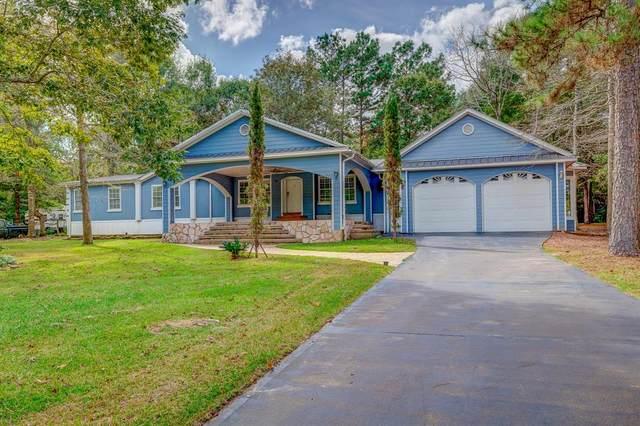 14427 Brook Oaks Court, Willis, TX 77378 (MLS #73957446) :: Giorgi Real Estate Group