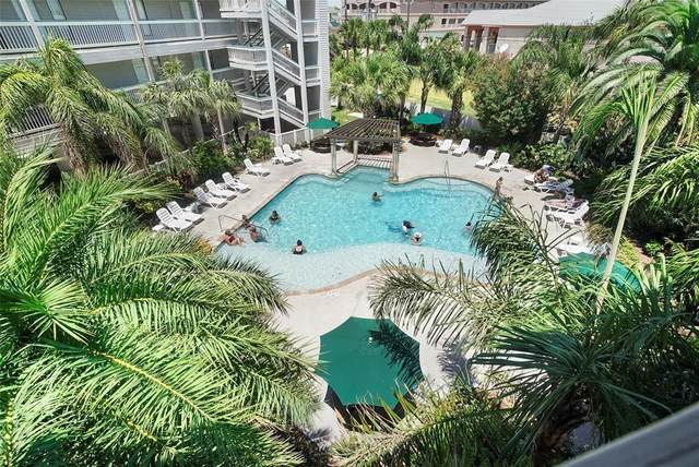 6102 Seawall Boulevard #284, Galveston, TX 77551 (MLS #73967046) :: Caskey Realty