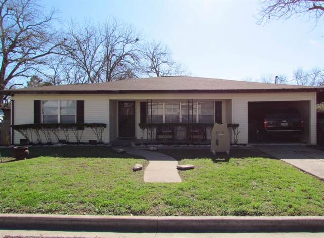 408 Sabine Street, Hallettsville, TX 77964 (MLS #73973203) :: The Jill Smith Team