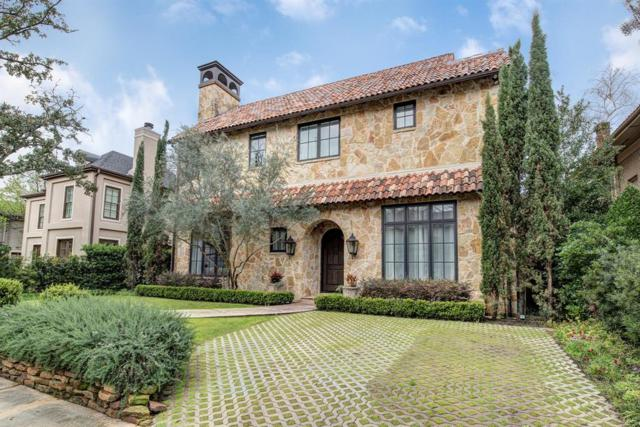 1928 Dunstan Road, Houston, TX 77005 (MLS #73977829) :: Fairwater Westmont Real Estate