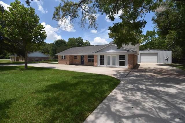 7010 Bluebird Lane, Alvin, TX 77511 (MLS #73982555) :: KJ Realty Group