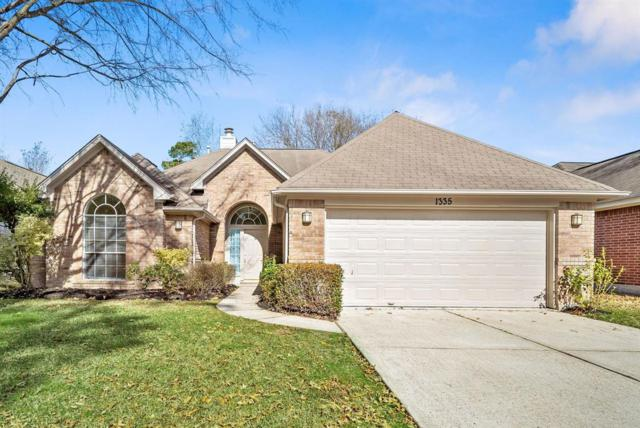 1335 Chesterpoint Drive, Spring, TX 77386 (MLS #74001167) :: The Sansone Group
