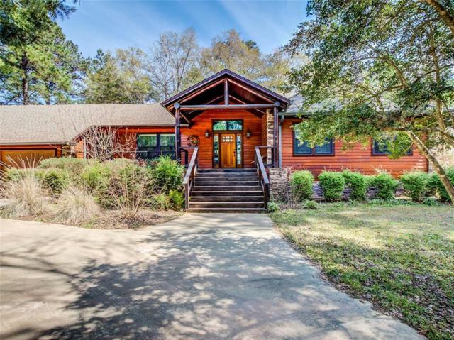 46 Deer Ridge, Cleveland, TX 77327 (MLS #74004849) :: The Home Branch