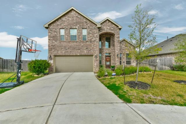 14607 W Ginger Pear Court, Cypress, TX 77433 (MLS #74006029) :: Krueger Real Estate