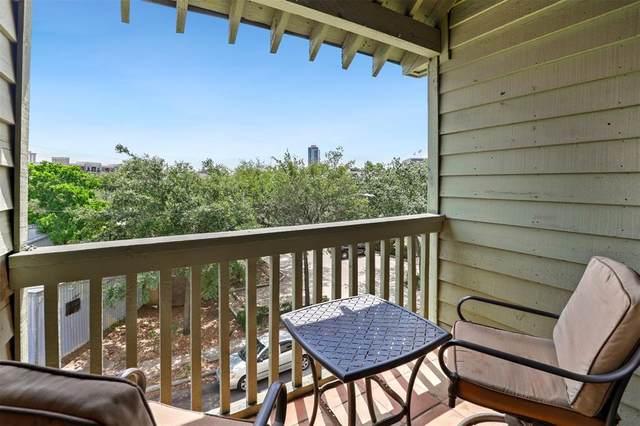 101 Stratford Street #202, Houston, TX 77006 (MLS #74011868) :: Texas Home Shop Realty