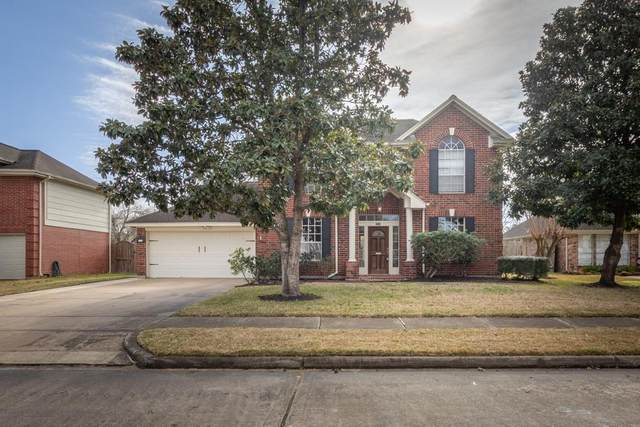 3918 Oak Dale Drive, Pearland, TX 77581 (MLS #74024508) :: The Freund Group