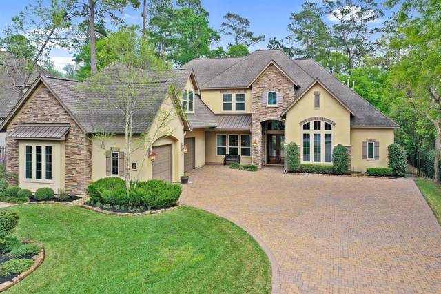 42 Player Point Drive, The Woodlands, TX 77382 (MLS #74030576) :: Giorgi Real Estate Group