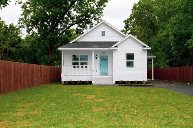 790 Green Meadow Lane, Houston, TX 77091 (MLS #74038136) :: Texas Home Shop Realty
