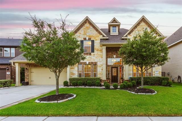 3214 Suffolk Creek Lane, Katy, TX 77494 (MLS #74039427) :: The SOLD by George Team