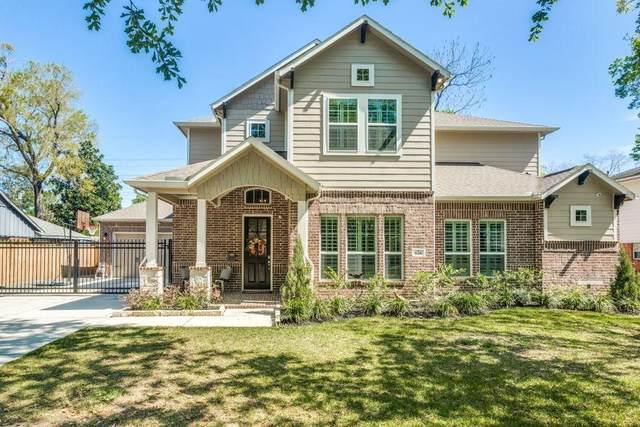 846 Wycliffe Drive, Houston, TX 77079 (MLS #74041140) :: The Heyl Group at Keller Williams
