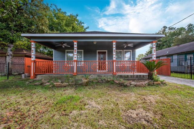 2518 Melbourne Street, Houston, TX 77026 (MLS #74043135) :: The Collective Realty Group