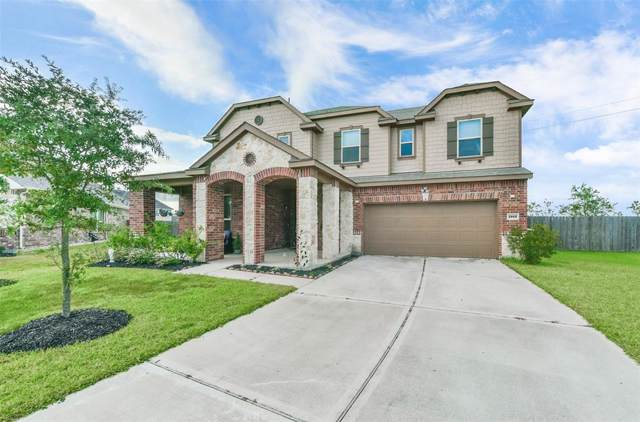 3909 Waterworth Way, Pearland, TX 77584 (MLS #74047648) :: The SOLD by George Team