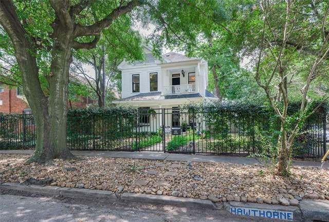 435 Hawthorne Street, Houston, TX 77006 (MLS #74052192) :: NewHomePrograms.com LLC