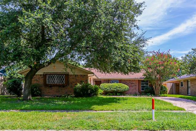 7331 Osage Street, Houston, TX 77036 (MLS #74055406) :: Connect Realty