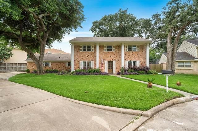 11203 Pecan Creek, Houston, TX 77043 (MLS #74064103) :: The SOLD by George Team
