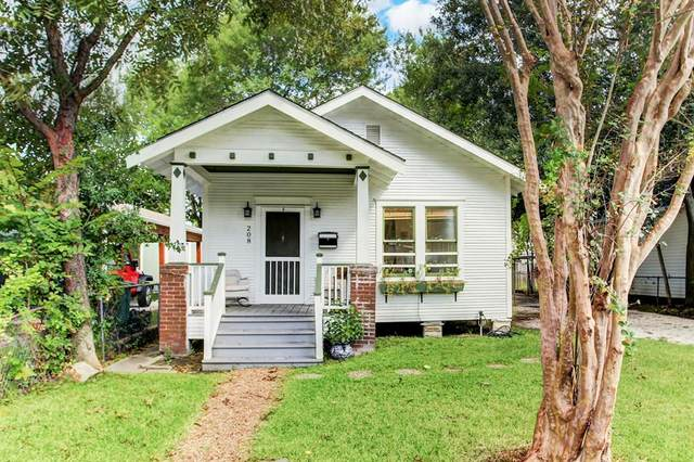 208 Archer Street, Houston, TX 77009 (MLS #74080990) :: Texas Home Shop Realty