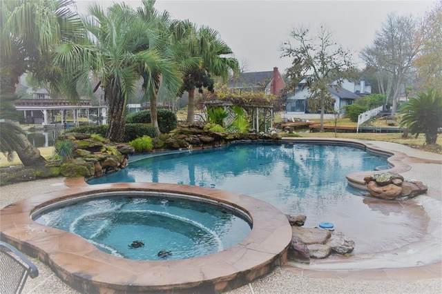 125 Lake View Circle, Conroe, TX 77356 (MLS #7408320) :: Area Pro Group Real Estate, LLC