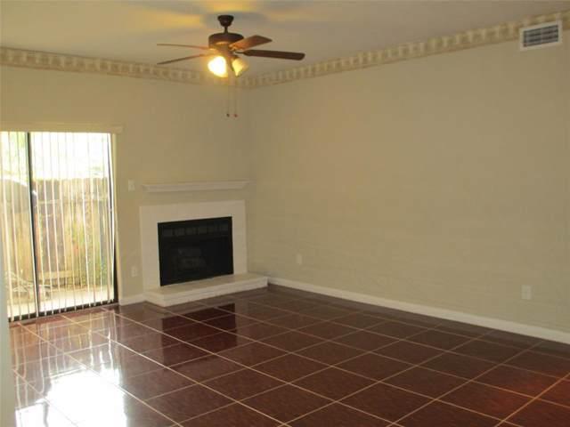 8100 Cambridge Street #107, Houston, TX 77054 (MLS #74086844) :: Texas Home Shop Realty