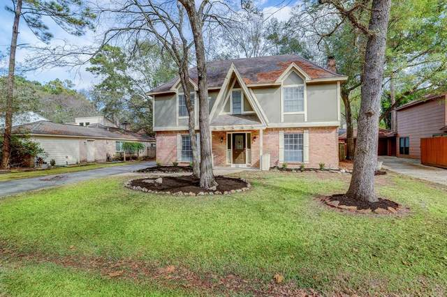 18 Rambling Wood Court, Spring, TX 77380 (MLS #74090009) :: The Home Branch