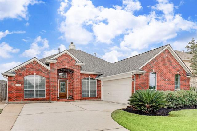19027 Canyon Frost Drive, Tomball, TX 77377 (MLS #74091716) :: Team Parodi at Realty Associates
