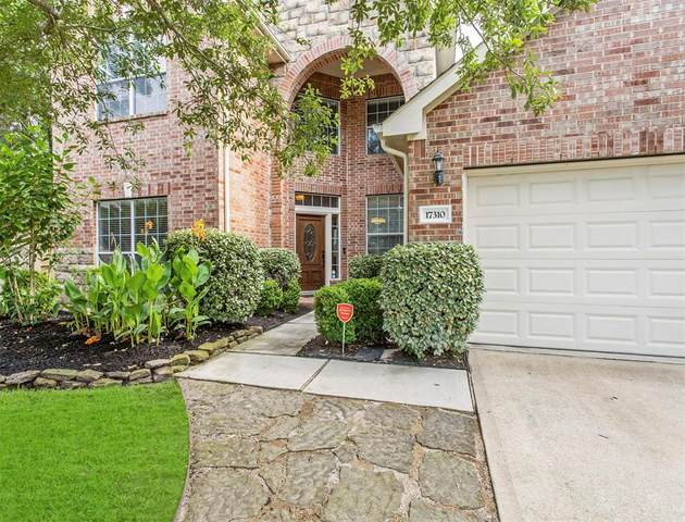 17310 Scotts Bluff Court, Humble, TX 77346 (MLS #74096561) :: The SOLD by George Team