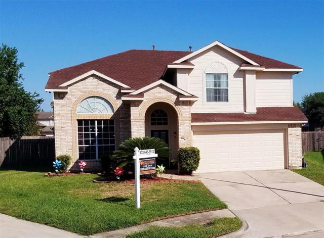 707 Hidden Ridge W Ridge W, Houston, TX 77073 (MLS #7410028) :: The Johnson Team
