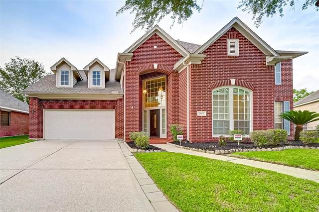 2903 Autumn Cove Court, Friendswood, TX 77546 (MLS #74110754) :: Texas Home Shop Realty