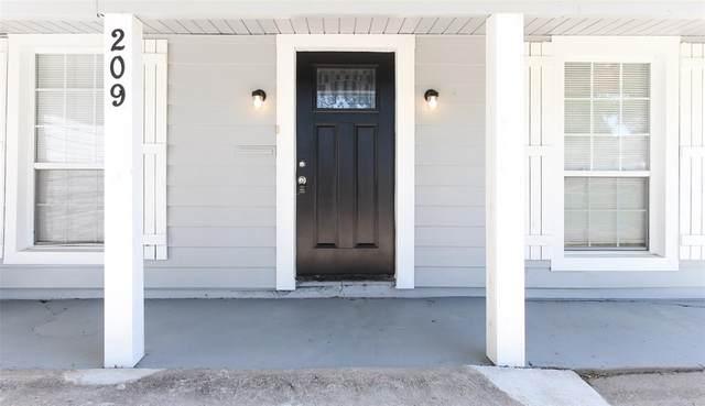 209 Maroby Street, Houston, TX 77017 (MLS #7412356) :: NewHomePrograms.com LLC