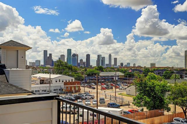 114 Heights Boulevard G, Houston, TX 77007 (MLS #74126422) :: Christy Buck Team