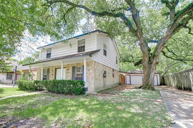9711 Lawngate Drive, Houston, TX 77080 (MLS #74136719) :: JL Realty Team at Coldwell Banker, United