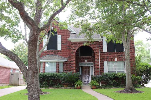 2414 Linwood Drive, Missouri City, TX 77459 (MLS #74137070) :: The Heyl Group at Keller Williams