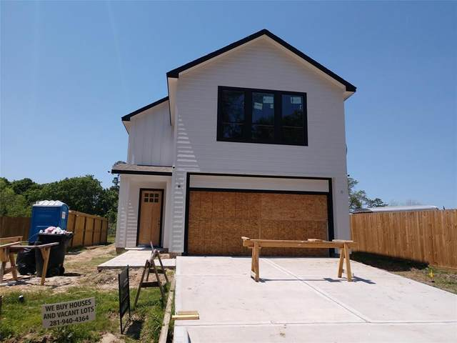 6837 Sealey Street, Houston, TX 77091 (MLS #74141803) :: The SOLD by George Team