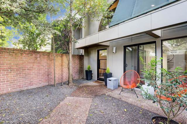 2313 Steel Street, Houston, TX 77098 (MLS #74143140) :: Ellison Real Estate Team